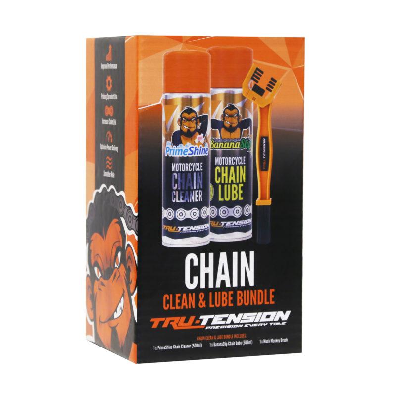 Chain Clean & Lube Bundle