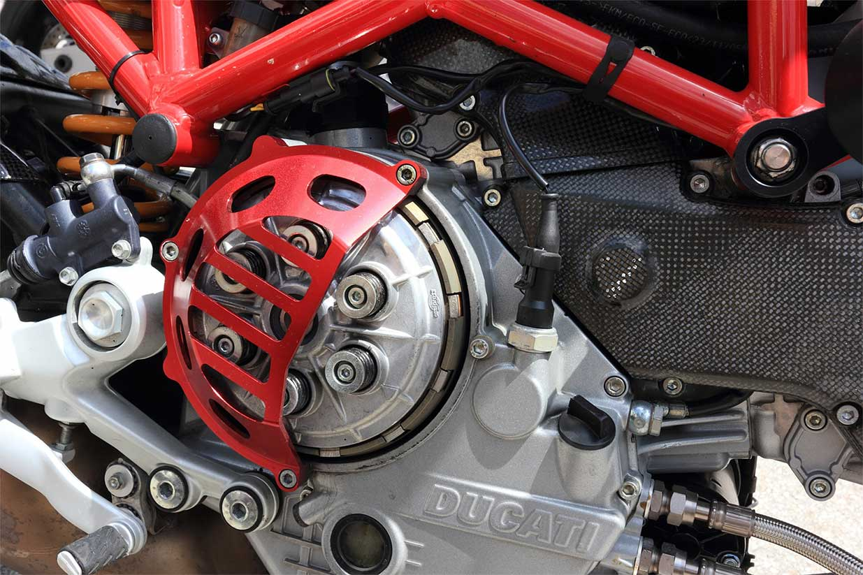 How to Maintain your Motorcycle's Clutch | Tru-Tension USA