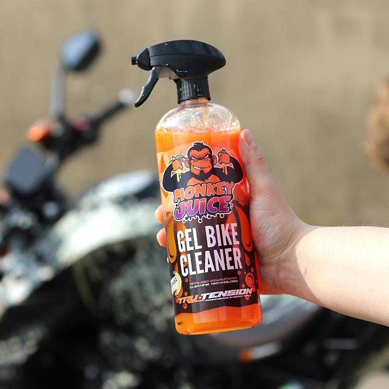 Monkey Juice Motorcycle Square 1