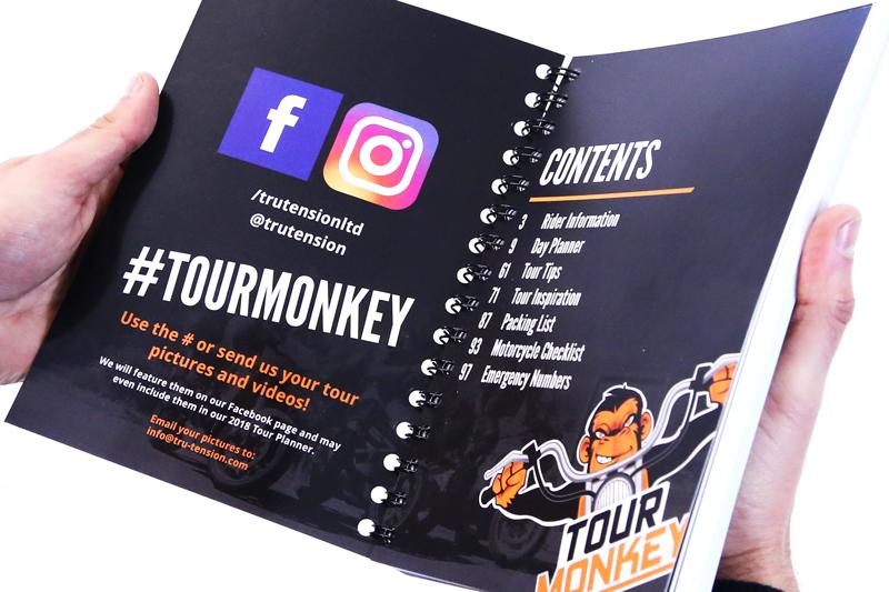 Tour Monkey - Tour Planner